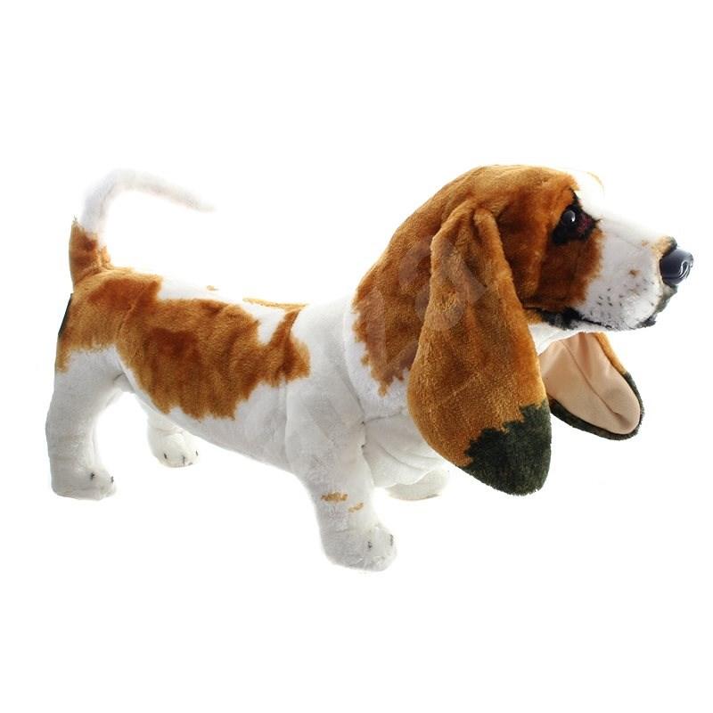 Kutya Basset hound - Plüssjáték