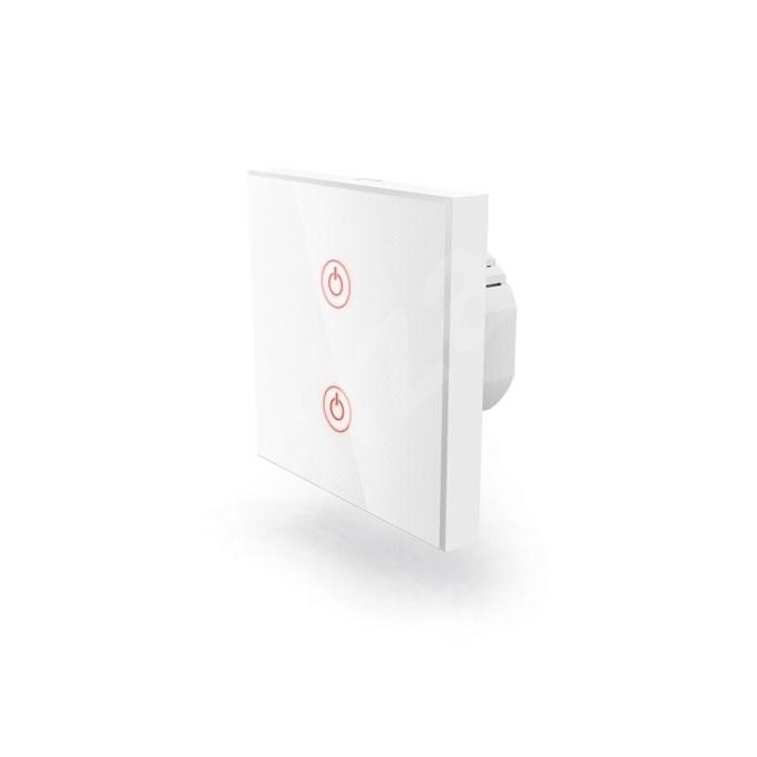 Hama WiFi fali érintőkapcsoló, kettős - WiFi kapcsoló