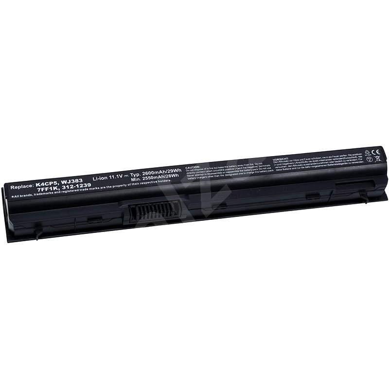 AVACOM Dell Latitude E6220-hoz, E6330 Li-ion 11.1V 2600mAh / 29Wh - Laptop-akkumulátor