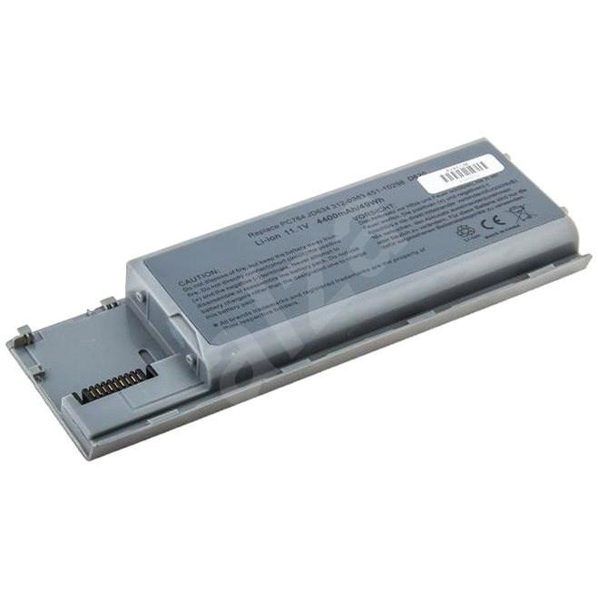 AVACOM akkumulátor Dell Latitude D620, D630 készülékekhez, Li-Ion 11,1V 4400mAh - Laptop-akkumulátor