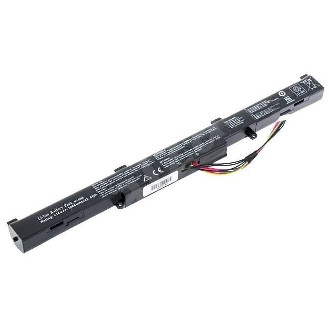 AVACOM akkumulátor Asus X550E, X751 készülékekhez, Li-Ion 15V 2900mAh 42Wh - Laptop-akkumulátor