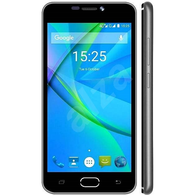 iGET Blackview Eta Black + 3 caps Dual SIM - Mobile Phone