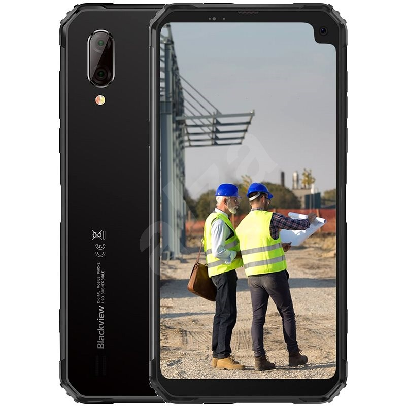 Blackview GBV6100 fekete - Mobiltelefon