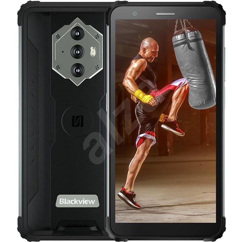 Blackview GBV6600 Black - Mobiltelefon