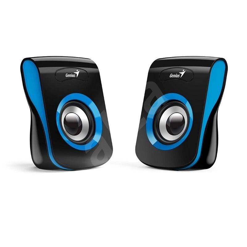 GENIUS SP-Q180 Blue kék színű - Hangfal