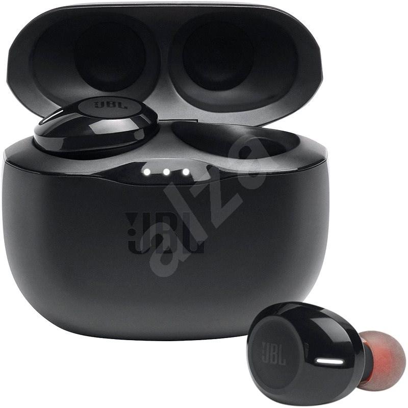 JBL Tune 125TWS fekete - Vezeték nélküli fül-/fejhallgató