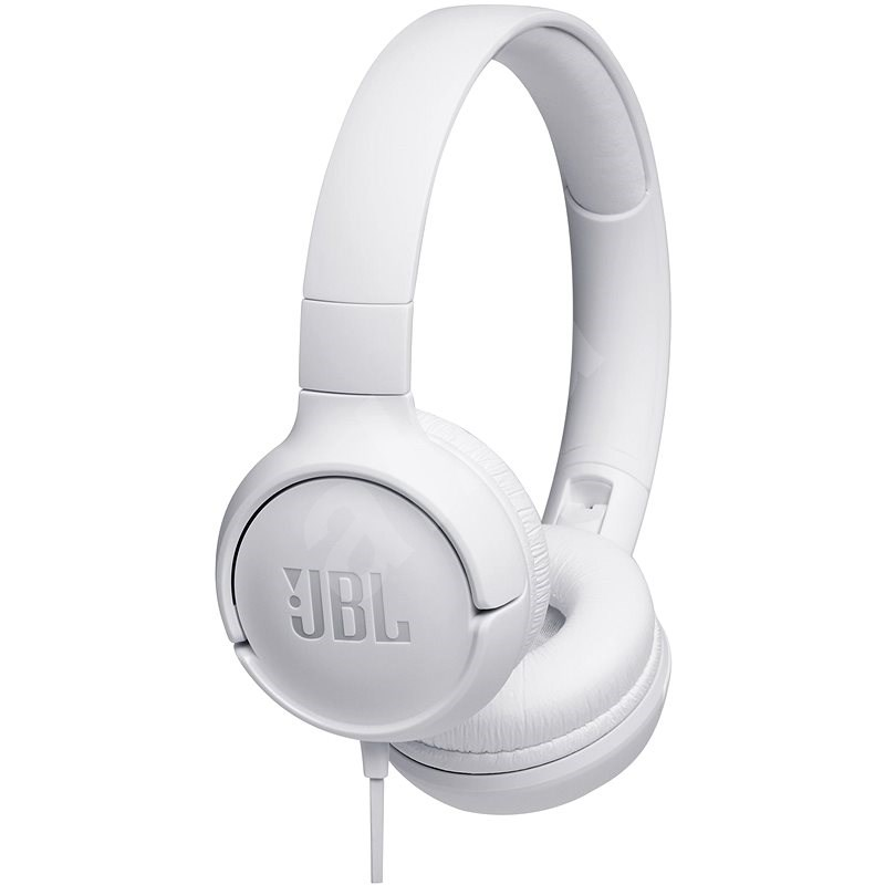 JBL Tune500 fehér - Fej-/fülhallgató