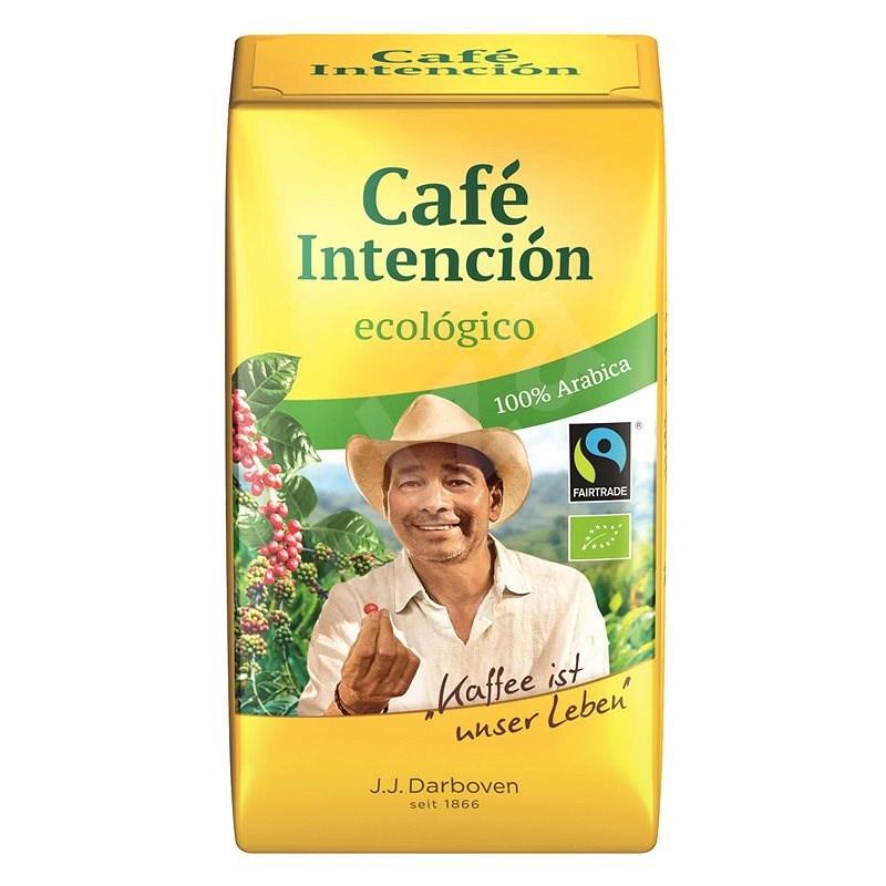 CAFÉ INTENCIÓN ecológico FT&BIO őrölt kávé, vákuumcsomagolás, 500g - Kávé