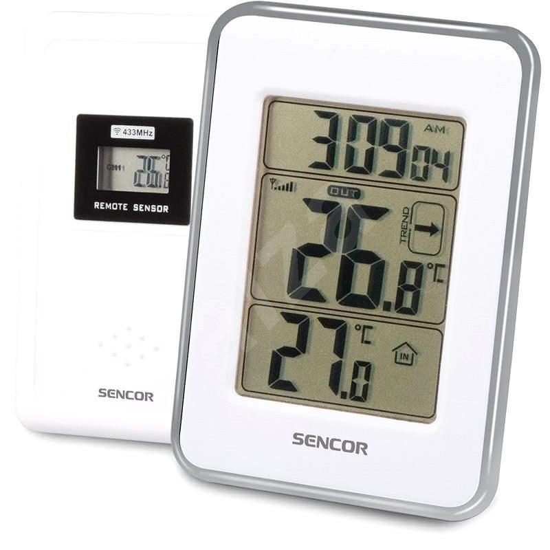 Sencor SWS 25 WS szürke - Időjárás állomás
