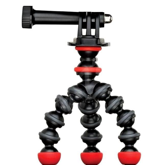 JOBY GorillaPod Magnetic Mini fekete/szürke/piros - Mini állvány