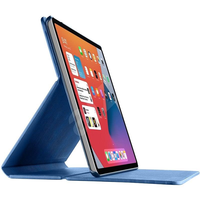 """Cellularline Folio Apple iPad Air 10.9"""" (2020) kék - Tablet tok"""