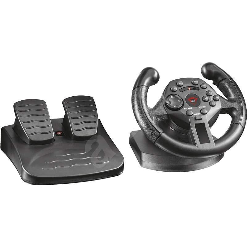 Trust GXT 570 Compact Vibration Racing Wheel - Kormánykerék