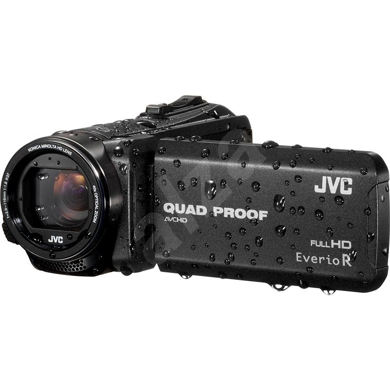 JVC GZ-R415B - Digitális videókamera
