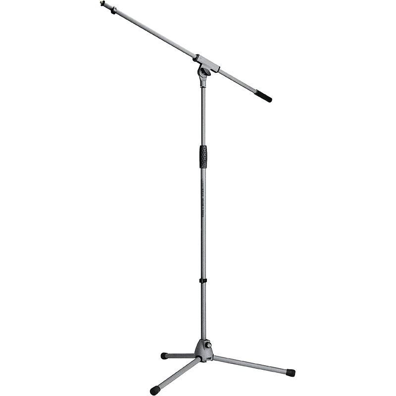 König & Meyer 21060 szürke - Mikrofon állvány