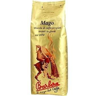 Barbera Mago szemes kávé 1000 g - Kávé