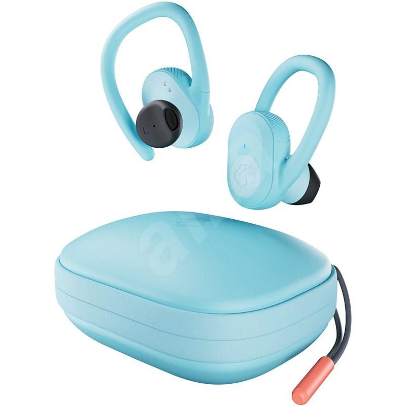 Skullcandy Push Ultra True Wireless In-Ear világoskék - Vezeték nélküli fül-/fejhallgató