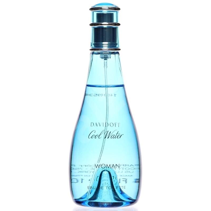 DAVIDOFF Cool Water Woman EdT 100 ml - Eau de Toilette