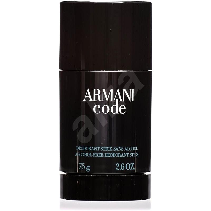 GIORGIO ARMANI Code 75 ml - Férfi dezodor