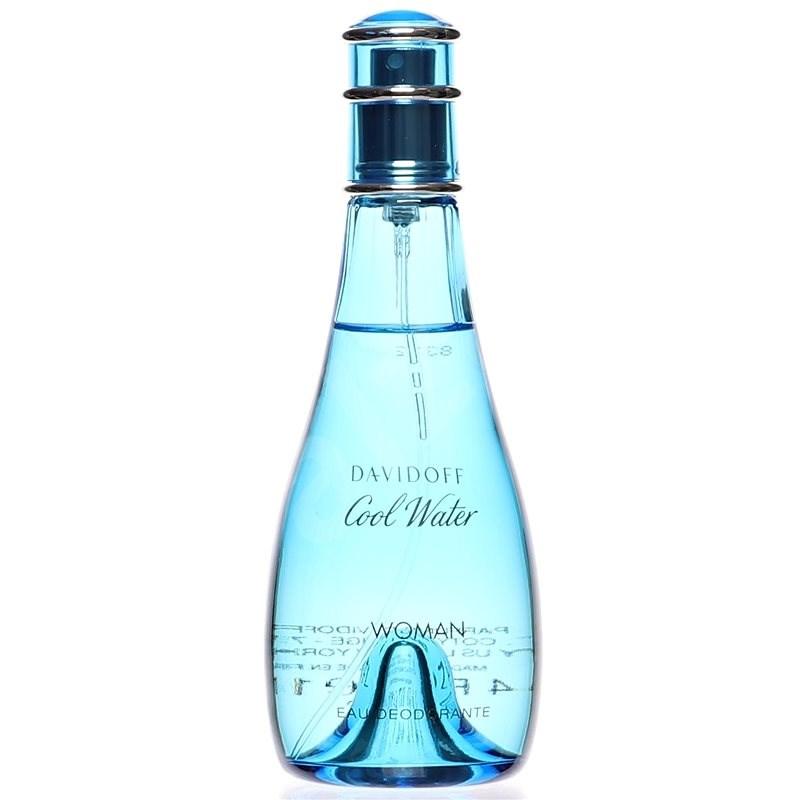 DAVIDOFF Cool Water Woman 100 ml-es dezodor - Női dezodor