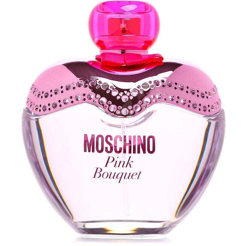MOSCHINO rózsaszín csokor EdT 100 ml - Eau de Toilette