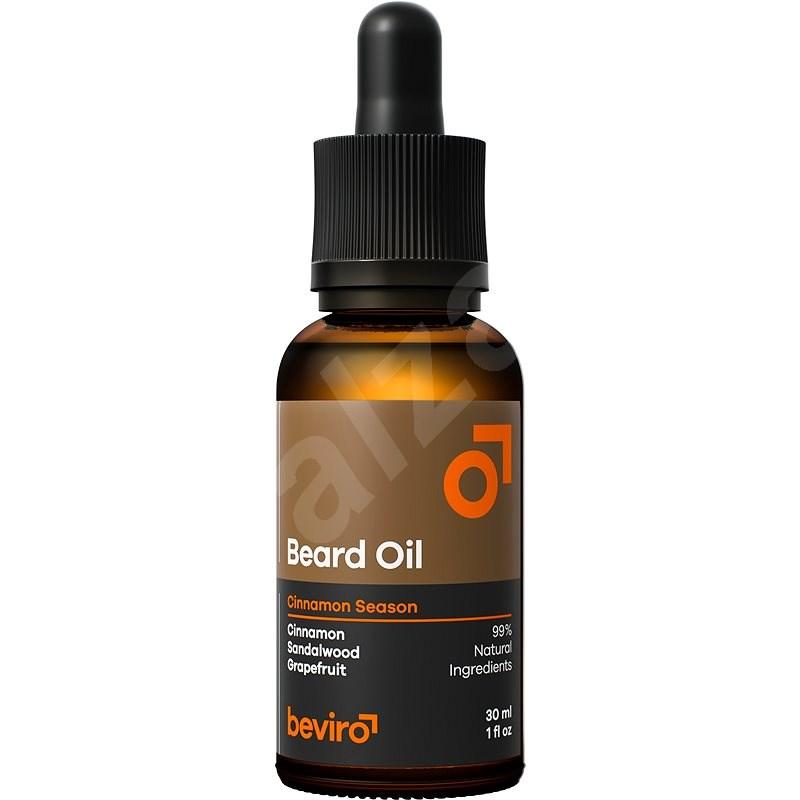 BEVIRO Cinnamon Season 30 ml - Szakállápoló olaj