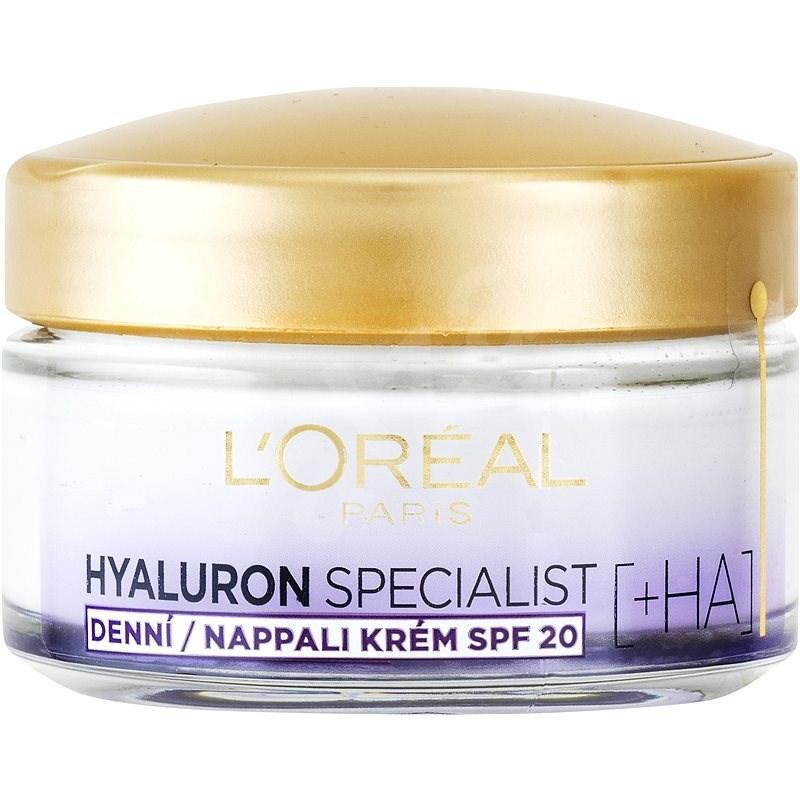 ĽORÉAL PARIS Hyaluron Specialist Day Cream SFF20 50 ml - Arckrém