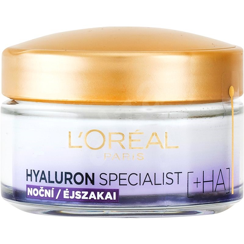 ĽORÉAL PARIS Hyaluron Specialist Night Cream 50 ml - Arckrém