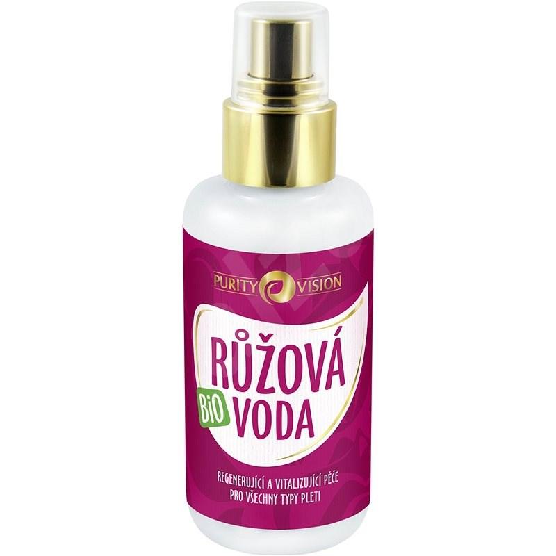 PURITY VISION Rózsavíz BIO 100 ml - Arclemosó