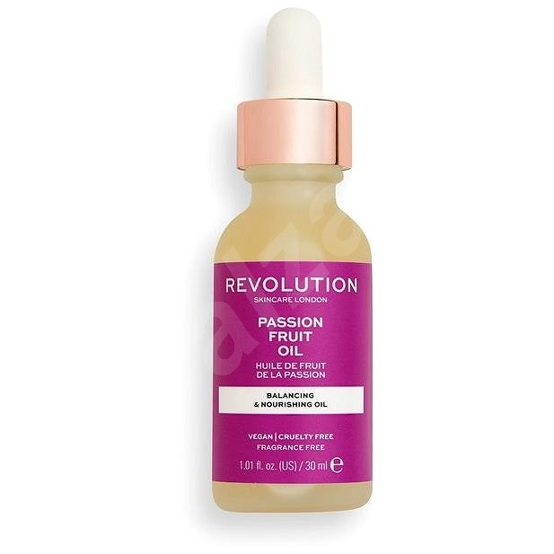 REVOLUTION SKINCARE Passion Fruit Oil 30 ml - Arcápoló olaj
