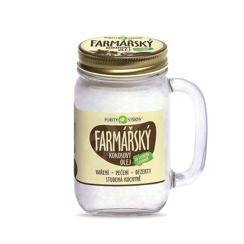 PURITY VISION Kisgazdasági kókuszolaj 400 ml - Olaj