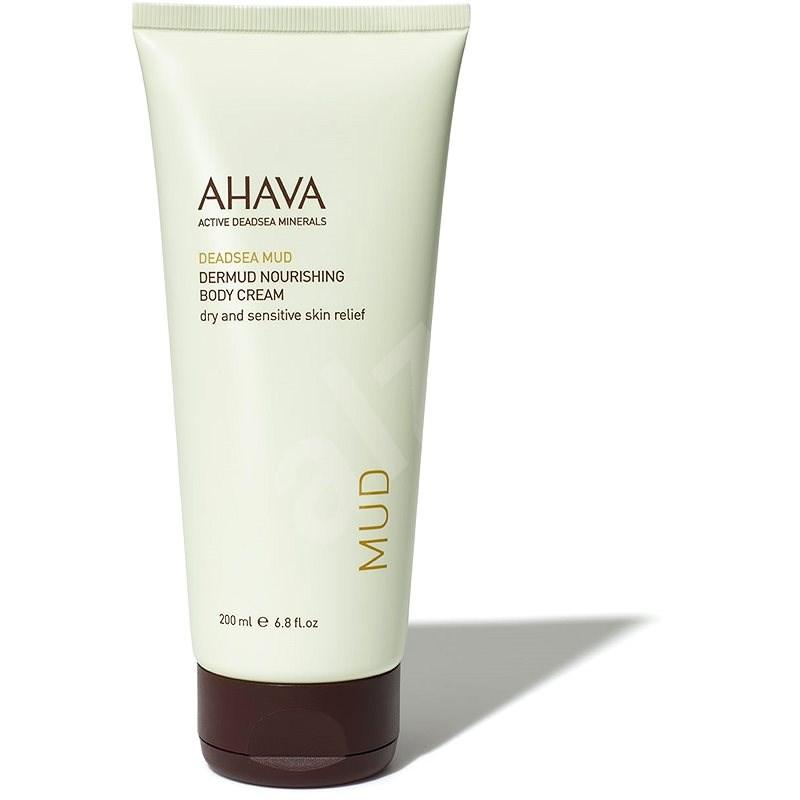 AHAVA Dead Sea Mud Dermud Nourishing Body Cream 200 ml - Testápoló