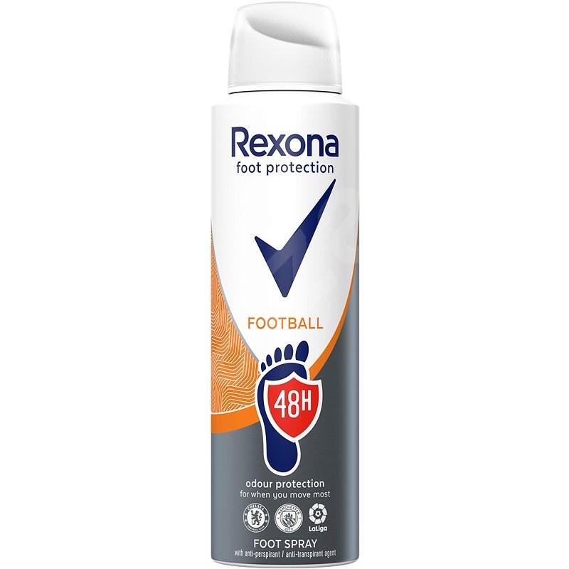 REXONA Foot Protection Football 48H 150 ml - Spray
