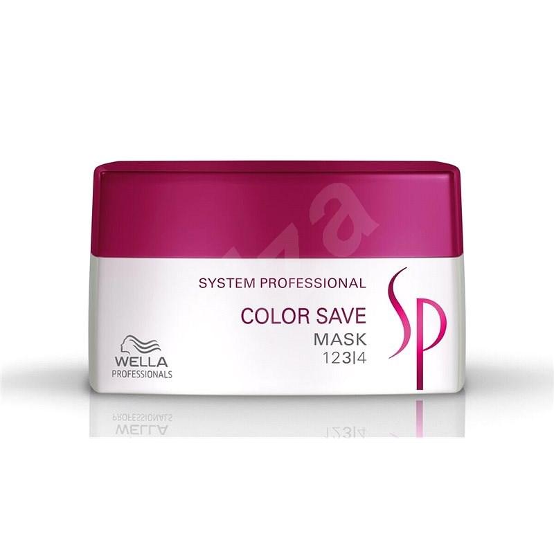 WELLA SP Classic Color Save 200 ml - Hajpakolás