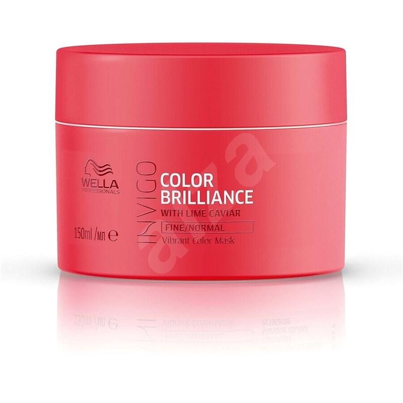 WELLA PROFESSIONALS Invigo Color Brilliance Vibrant Color Fine 150 ml - Hajpakolás