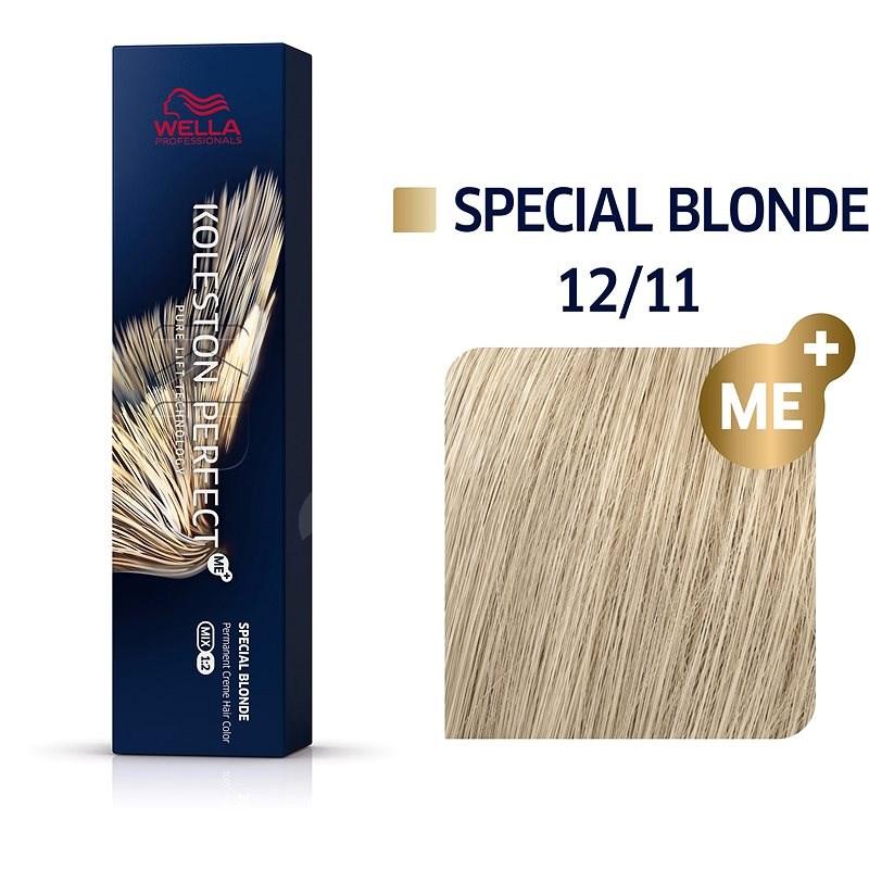 WELLA PROFESSIONALS Koleston Perfect Special Blondes 12/11 (60 ml) - Hajvilágosító