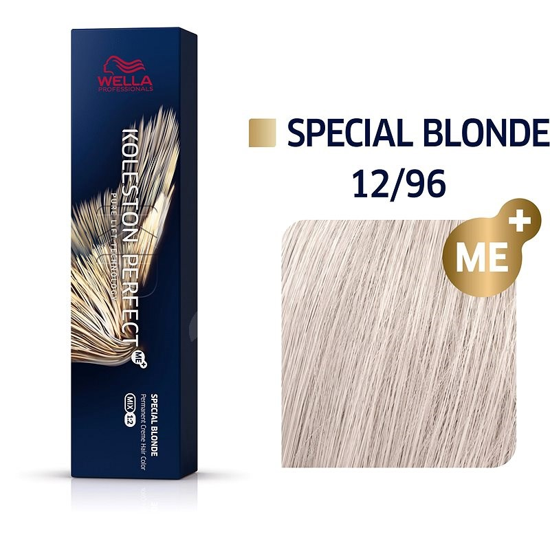 WELLA PROFESSIONALS Koleston Perfect Special Blondes 12/96 (60 ml) - Hajvilágosító