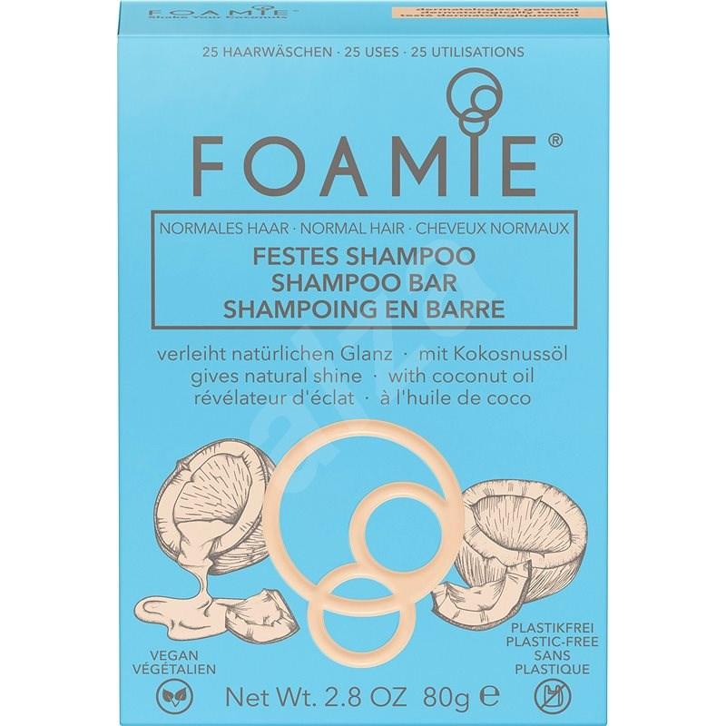 FOAMIE Soft Satisfaction 80 g - Samponszappan