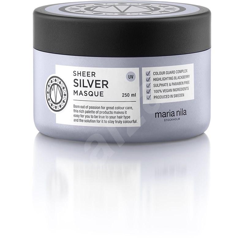 MARIA NILA Sheer Silver 250 ml - Hajpakolás