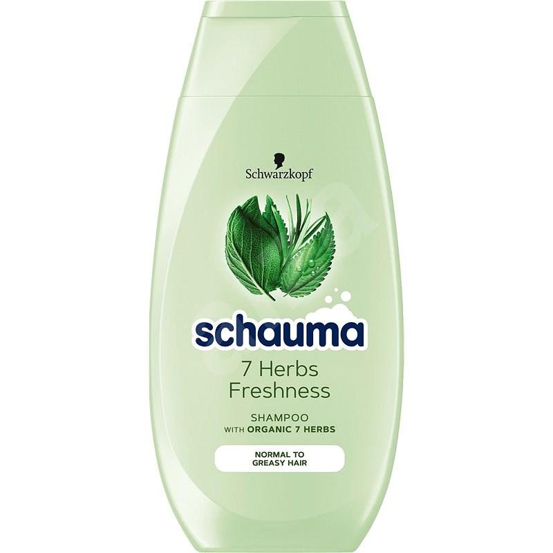 SCHAUMA Shampoo 7 Herbs 250 ml - Sampon