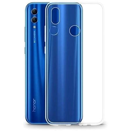 Lenuo Transparent tok Honor 10 lite készülékhez - Mobiltelefon hátlap