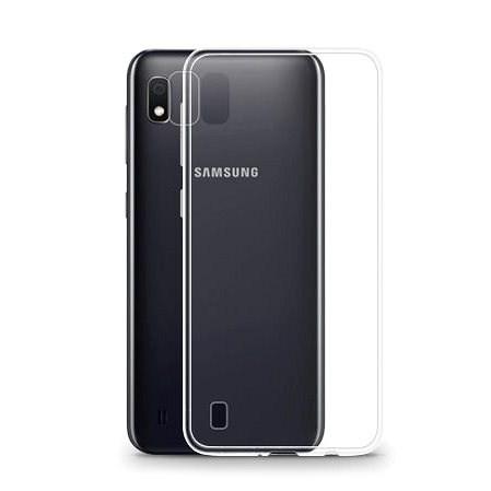 Lenuo Transparent tok Samsung Galaxy A10 készülékhez - Mobiltelefon hátlap