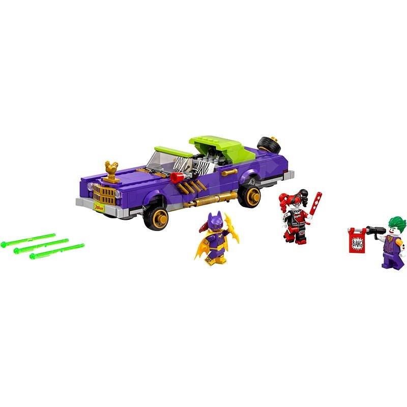 LEGO Batman Movie 70906 Joker gengszter autója - Építőjáték