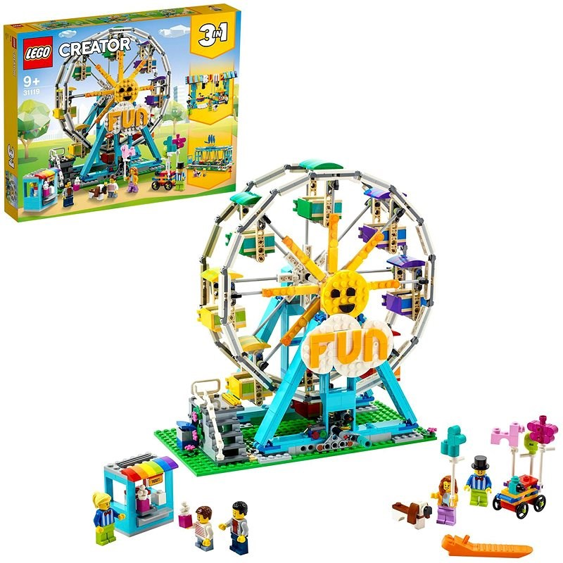 LEGO® Creator 31119 Óriáskerék - LEGO