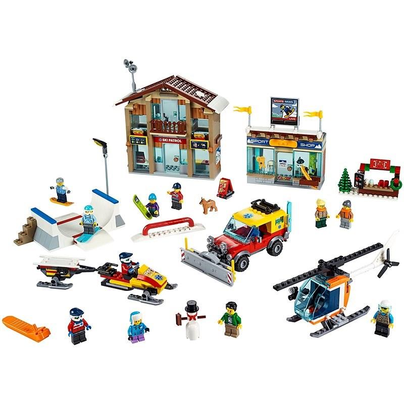 LEGO City 60203 Síüdülő - LEGO