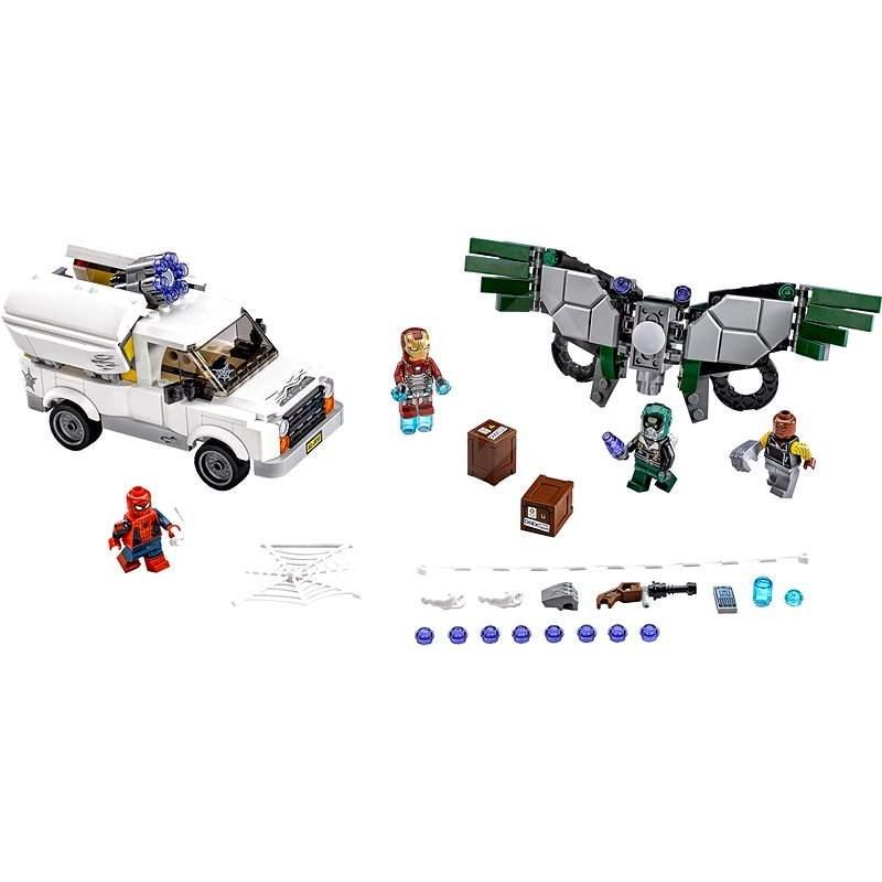 76083 - LEGO Super Heroes - Óvakodj a keselyűtől! - Építőjáték