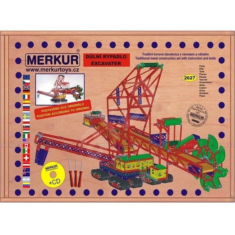 Merkur 8 Modellező készlet - Építőjáték