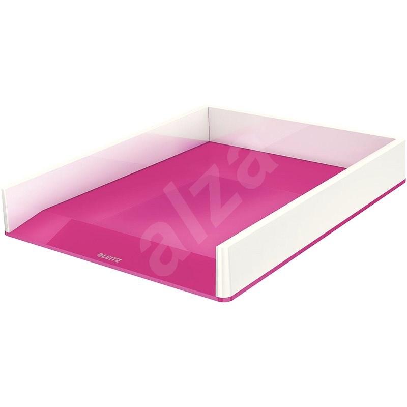 Leitz WOW fehér / rózsaszín - Tartó