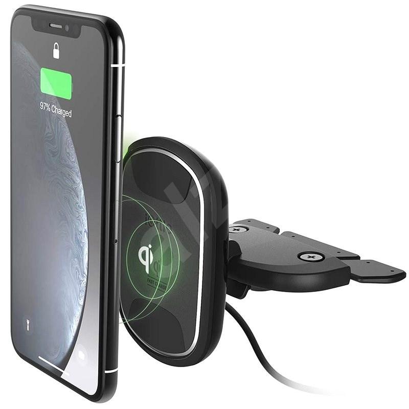 iOttie iTap Wireless 2 Fast Charging Magnetic CD Mount - Telefontartó