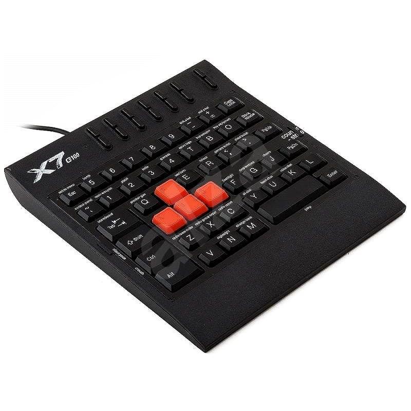 A4tech G100 - Gamer billentyűzet