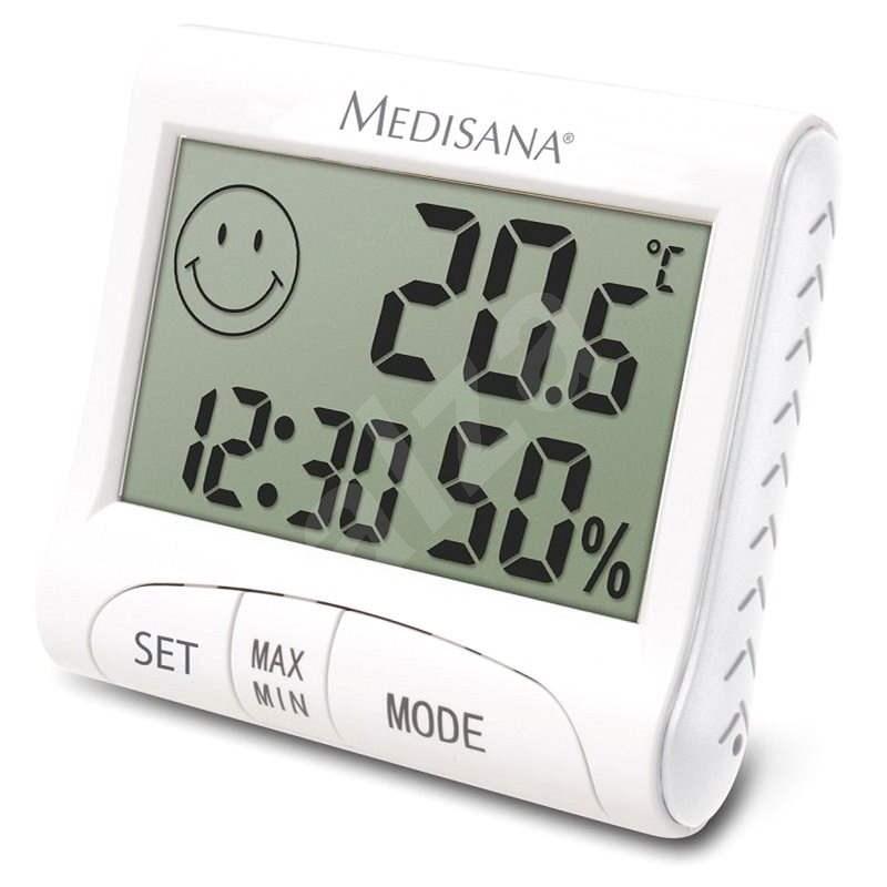 Medisana HG 100 higrométer - Hőmérő